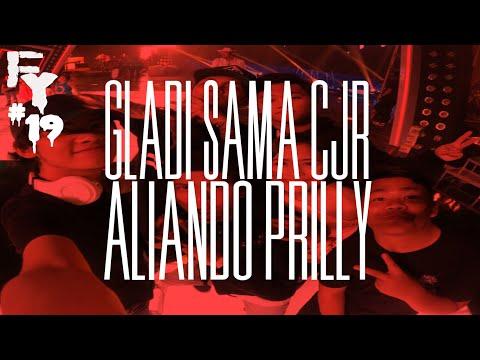 Gladi Resik Sama Aliando, Prilly Dan CJR - Forever Young Eps 19 ##