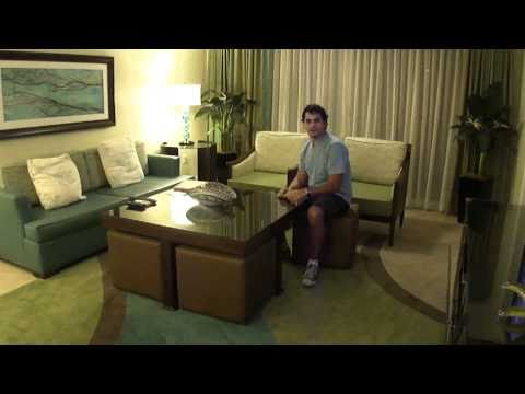 Presidential Room: Wyndham Panama City Beach Resort