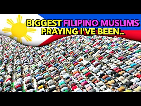 How is RAMADAN in the PHILIPPINES?! Eid al-Fitr 2018 Manila 🇵🇭
