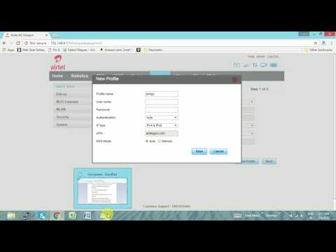 How To Add Jio APN Settings In The Airtel...