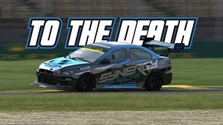 Automobilista: To the Death! (Lancer RS @ Albert Park)