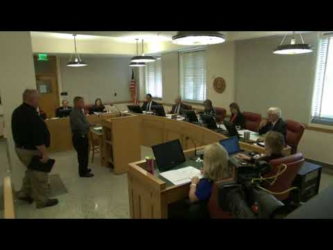 Potter County Commissioners' Court Meeting September 25th, 2017