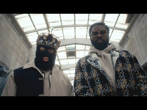 Смотреть клип Kalash Criminel X Damso - But En Or