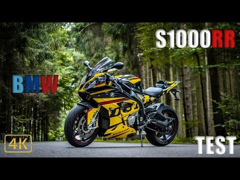 BMW S1000RR TEST | 199PS... Power Ohne Ende?!