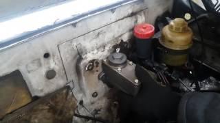 (ГАЗ-3309) Переоборудование тормозной системы газ ...