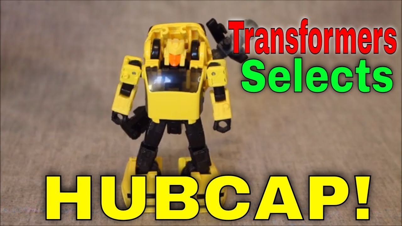 Selects Hubcap - I got sucked in...but am I happy about it? By GotBot