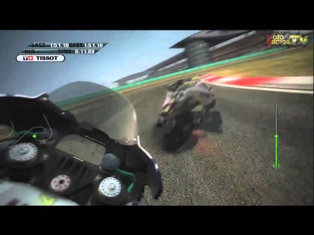 MotoGP 09/10 Xbox 360 - Shanghai Track (Twin Track Pack)