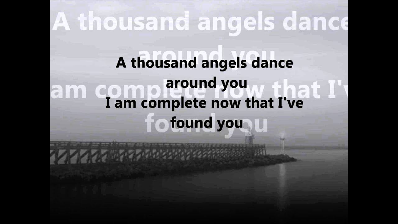 I Knew I Loved You  Savage Garden (Lyrics)