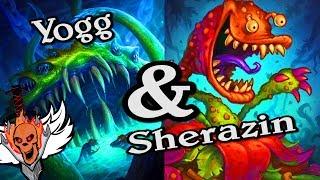 Rank 4 Yogg & Sherazin 🍀🎲 ~ Journey to Un