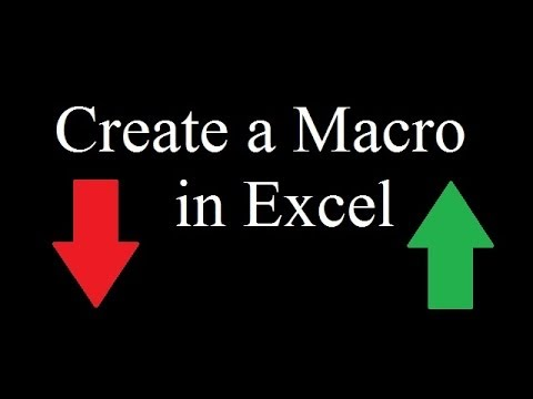 Use a Macro to automatically download data to Excel