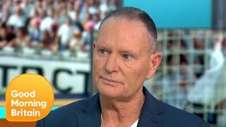 Paul gascoigne opens up about his 'year of hell' following court case | good morning britain