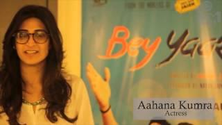 Bey Yaar review by Aahana Kumra