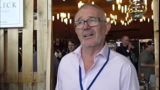 Ian Hollick from Hollick Wines at Vancouver International Wine Fest 2015