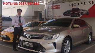 [Đã bán] Bán xe Toyota Camry 2015 2.5 Q cũ đã qua sử dụng giá rẻ | Khiêm Toyota