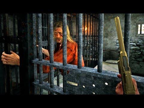 خالفت الأوامر وامتنعت عن إنقاذ مايكا بيل في ريد ديد ريدمبشن 2   RDR2 Prisoner Micah Bell