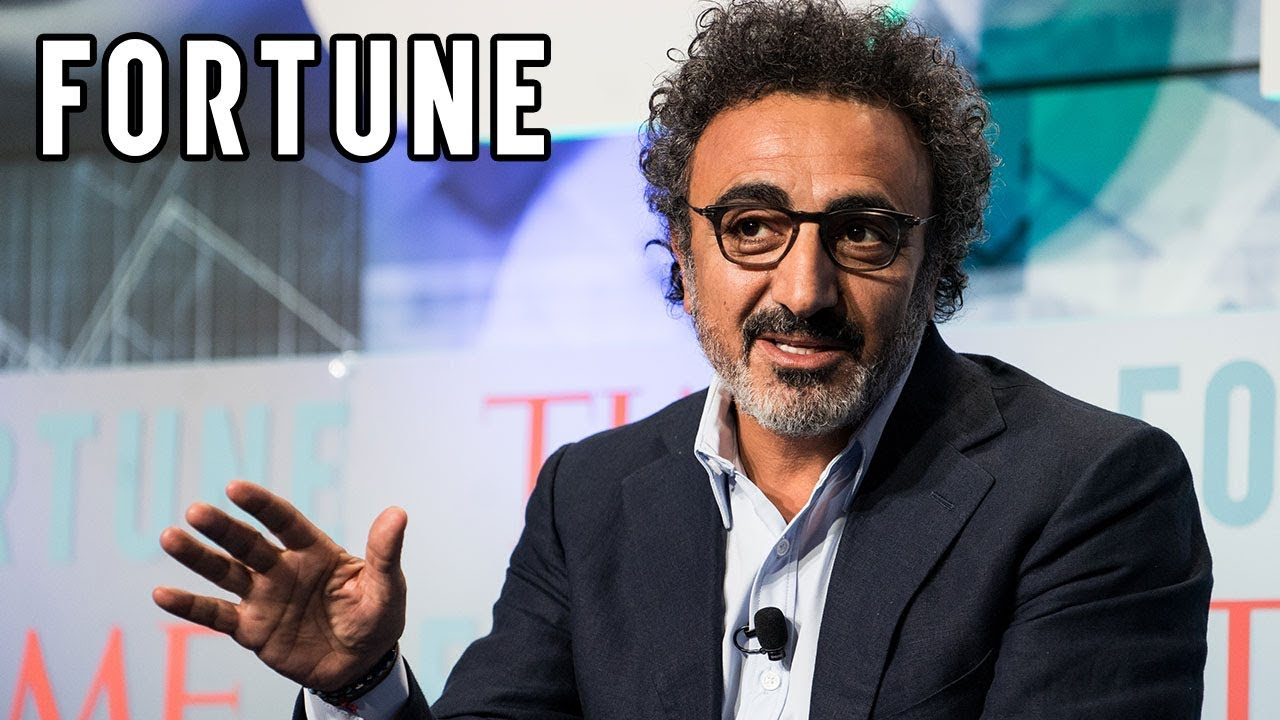 How the Chobani CEO Is Fighting Income Inequality | CEO ...