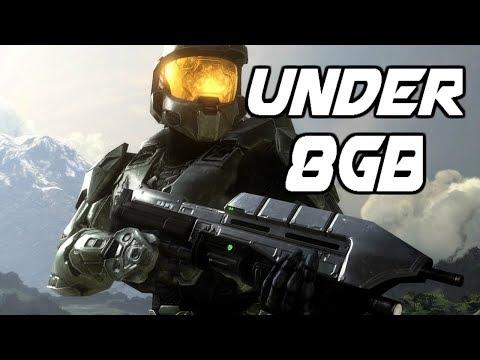 Top 5 Best Shooting Games under 8GB RAM!