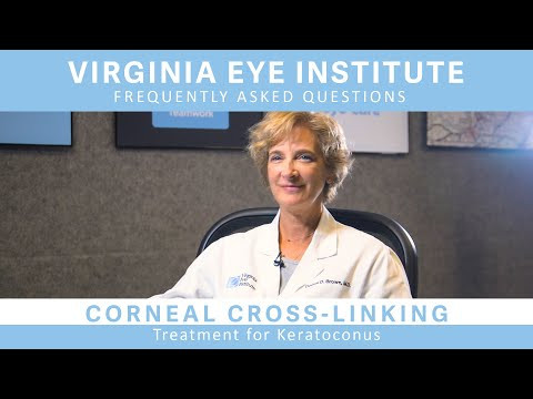 Virginia Eye Institute | Cross Linking For Progressive Keratoconus