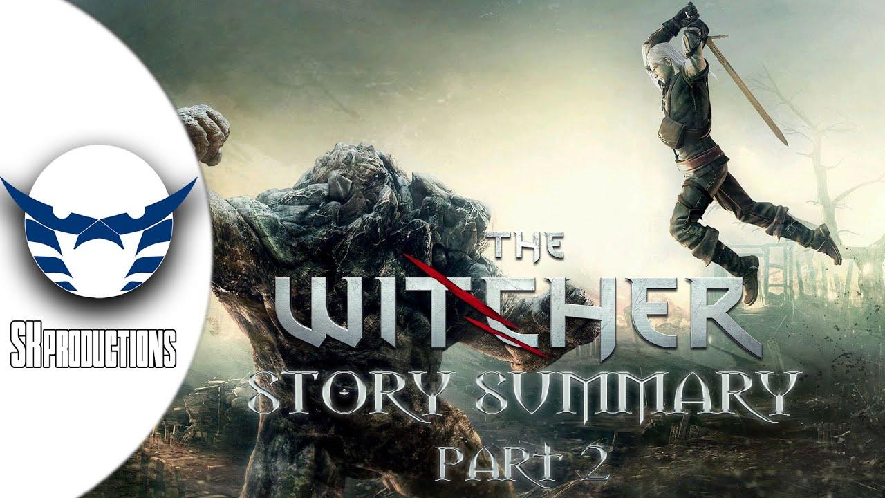 Download The Witcher story summary part 2 || ملخص قصة ذا ويشتر الجزء التاني