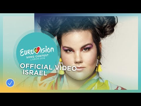 Netta - TOY - Israel - Official Music Video - Eurovision 201