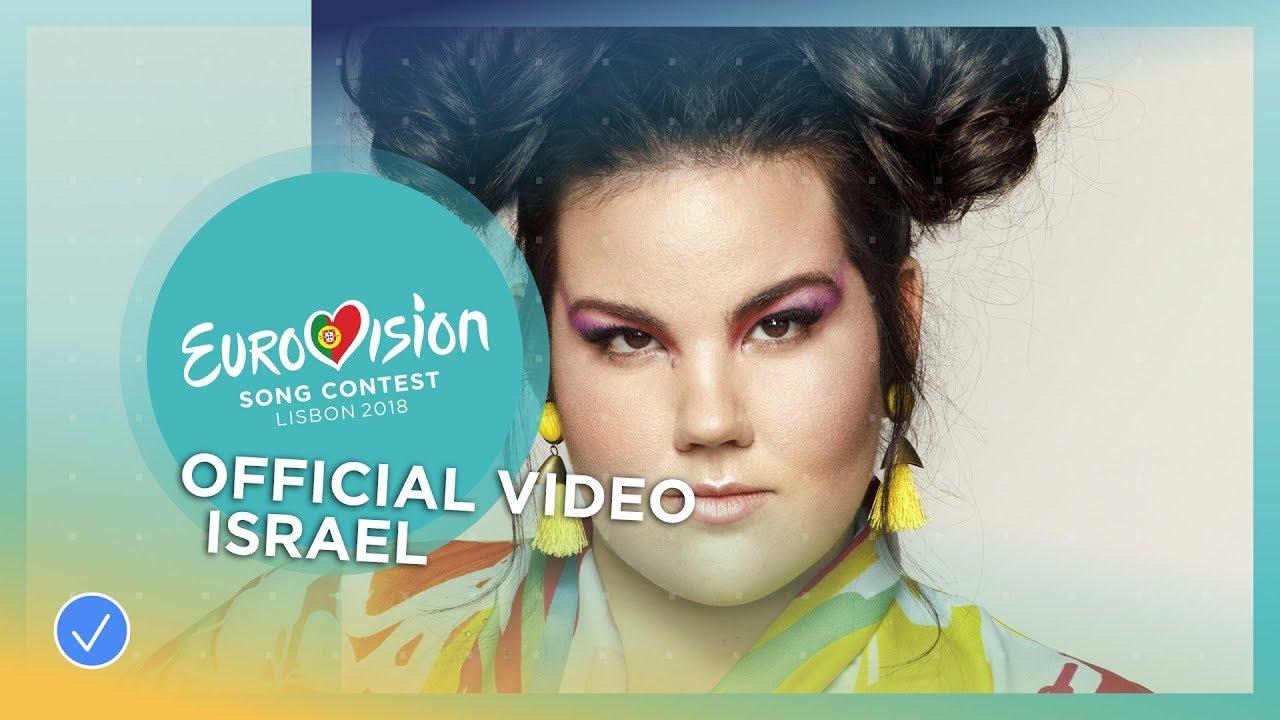 Resultado de imagen de israel eurovision