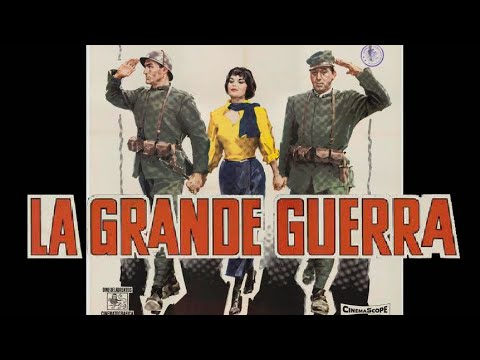 La Grande Guerra (1959) [The Great War]: Italian-style Comedy About WW1, Now With Decent Subtitles!