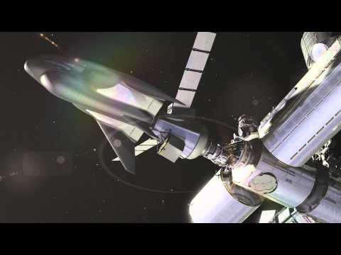 Dream Chaser Cargo Spacecraft Will Be Rapidly Reusable   Video