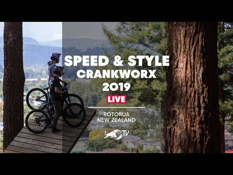 Speed & Style Finals | Crankworx Rotorua 2019