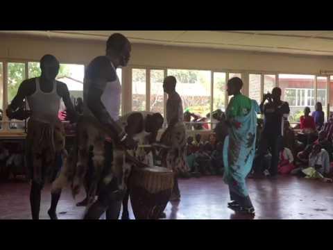 Unique cultural dance