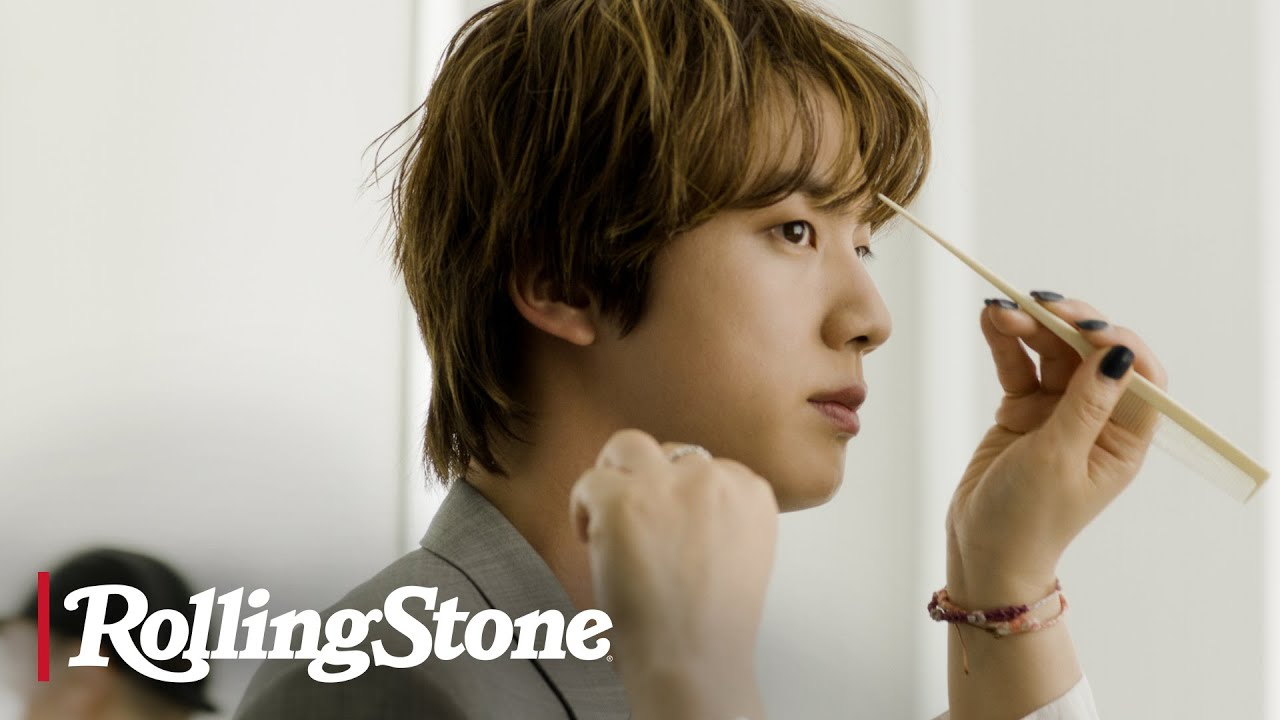 Jin | The Rolling Stone Cover