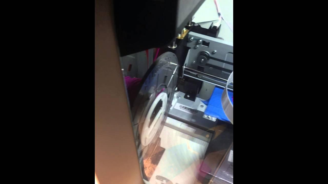 Da Vinci Jr Filament hack