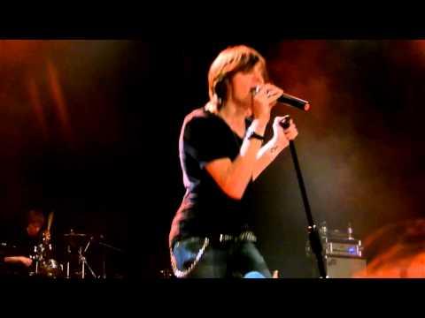 Alex Band - Stand Up Now - Mannheim - 17.01.12