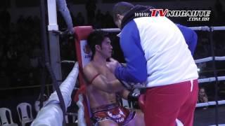 Gambar cover MUAY THAI FIGHT PRO 3 - Felipe Suekuni vs Samuel Matias