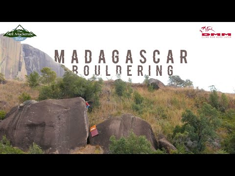 Big Blocing in Madagascar - Tsaranoro Bouldering