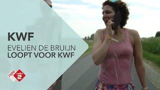 Evelien de Bruijn loopt met Bibian Mentel een marathon voor KWF | NPO Radio 2 voor KWF