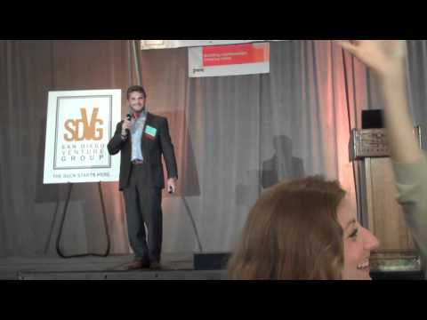 Steven Cox - TakeLessons Company Update at San Diego Venture Group Pitchfest