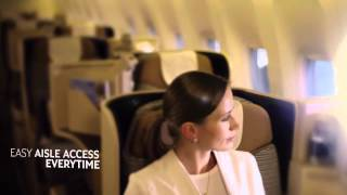 Business Class, Etihad Airways – Unravel Travel TV