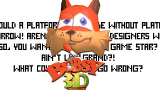 DX Plays - Bubsy 3D (Life Ain