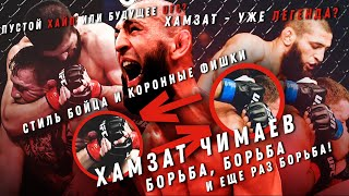 Разбор техники Хамзата Чимаева: хайп или новый чемпион UFC?
