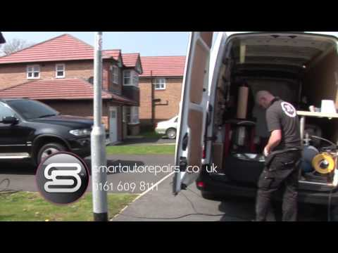 Mobile Alloy Wheel Repair by Smart Auto Repairs Manchester and Cheshire