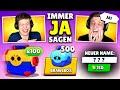 LUKAS muss 1 VIDEO *IMMER* JA sagen! *PUUKI übertreibt komplett* 😭 Brawl Stars deutsch