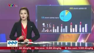 Thị trường Mỹ phẩm Việt Nam