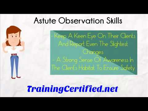 CNA Skills - What Skills Does A CNA Need? - YouTube - why do you want to be a cna