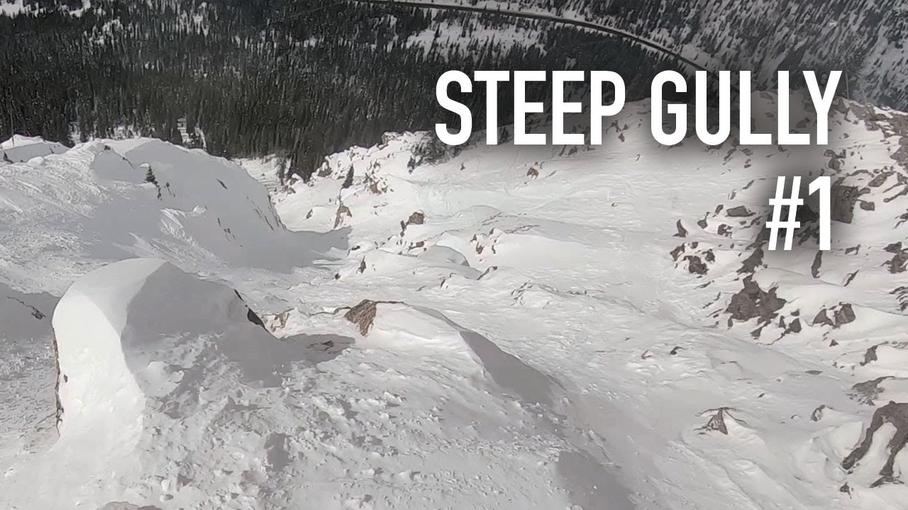 The Steep Gullies at A-basin