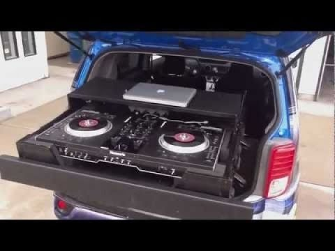 Radio DJ Tips: Turn Your Station Vehicle into a Radio Studio