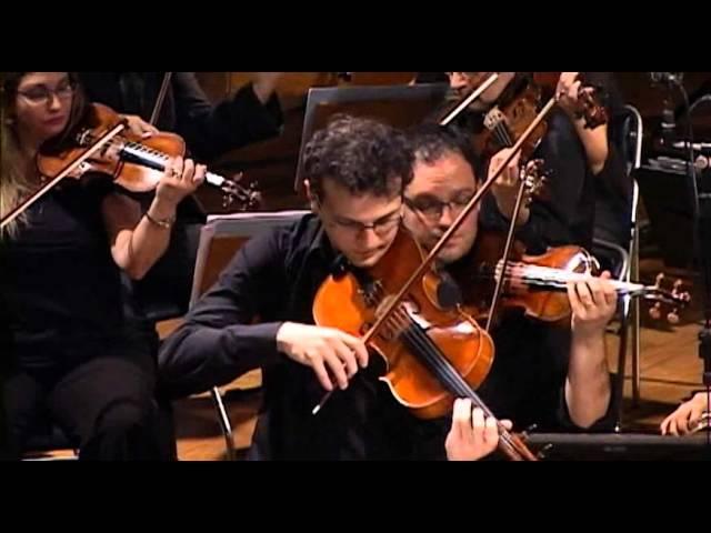 Sinfonia Concertante em Mi bemol Maior para violino, viola e orquestra de W. A. Mozart