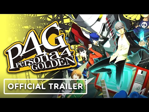 Persona 4 Golden - Official Steam Trailer | Summer of Gaming