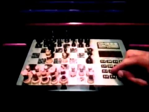 Fidelity Electronics Chess Game Commercial (1979)