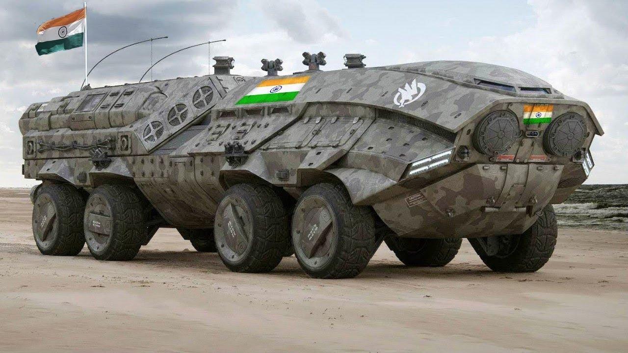 চিনকে শায়েস্তা করতে পারে ভারতের এই গাড়িটি | 6 Powerful Armored Personnel Carriers | India vs China