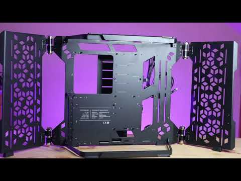 Cooler Master MasterFrame 700 review y unboxing   Game It
